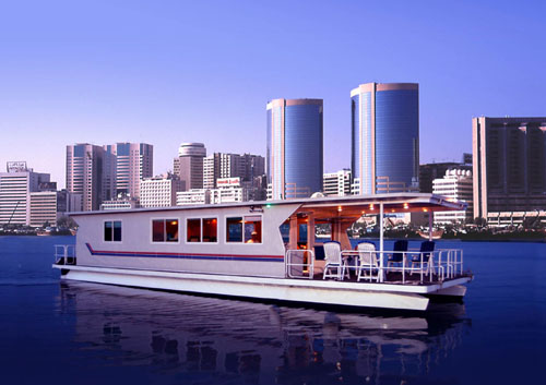Travel House-Boat Dubai Cruises