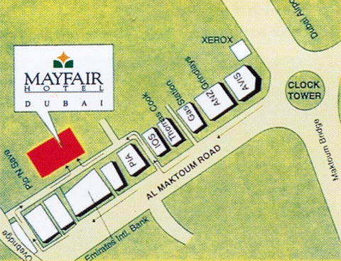 mayfair-hotel-dubai-uae-map